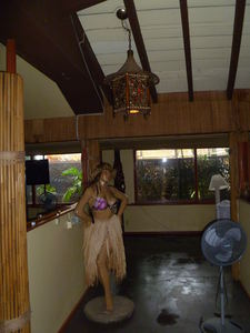 Inside the all-but-abandoned Don the Beachcomber in Lahaina