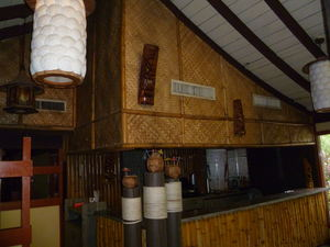 The old bar inside Don the Beachcomber in Lahaina