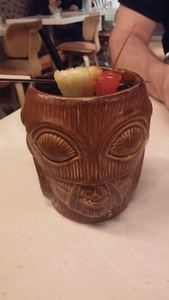 Zombie at Hula's Modern Tiki in Phoenix