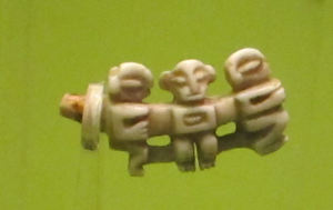 Marquesan body adornment at American Museum of Natural History in New York