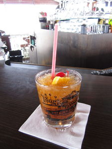 Mai Tai at Tony's on the Pier in Redondo Beach