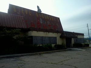 The former building for Mai Tai Restaurant in Indianapolis