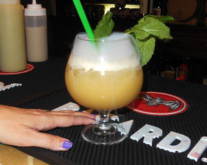 Fogg Cutter at Porco Lounge & Tiki Room in Cleveland