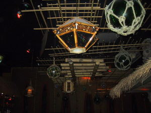 Ceiling at Taboo Cove in Las Vegas