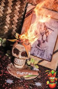 Promotional photo for Rumpus Tiki Bar in Budapest