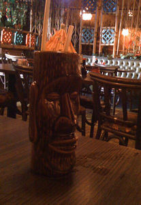 The Chin Tiki Scorpion at Chin's Chop Suey in Livonia